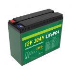 OEM aku 12V 30Ah 4S5P liitium 2000+ sügava tsükli Lifepo4 elemendi tootja