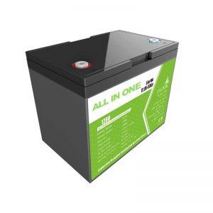 Hotsale 12.8V 80Ah liitiumioonaku päikeseenergia salvestamise varutoiteallikaks asendab pika aku pika eluea