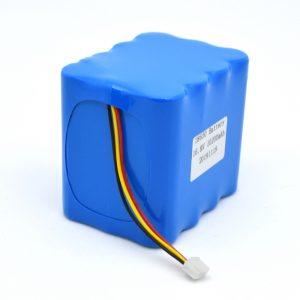 Elektroonilised seadmed 18650 4S4P 10200mah 16,8v BMS