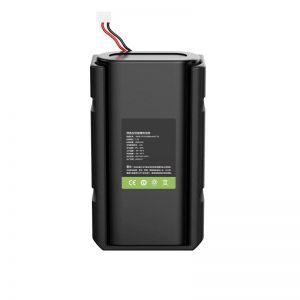18650 7,2 V 2600 mAh madala temperatuuriga liitiumpatareipakk SEL-valija jaoks