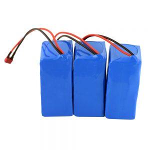 18V 4,4Ah laaditav kohandatud 5S2P liitiumioonaku akupakk elektritööriistade jaoks