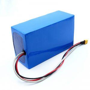 Liitiumlaetav 36V 10Ah Li -on 18650 elektriline rula aku