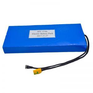 Elektrilise tõukeratta hulgimüük 15Ah 48V liitiumaku