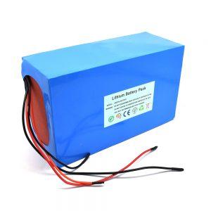 48v / 20ah liitiumakupakk elektrilise tõukeratta jaoks