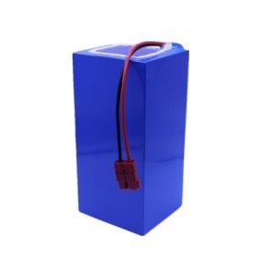 Liitiumioonaku 60v 40ah liitiumaku 18650-2500mah 16S16P elektrilise tõukeratta / e-jalgratta jaoks