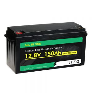 Battery Manufacturers For Solar Energy Storage System 12v 150ah Lifepo4 Battery