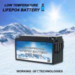 Tutvustame ALL IN ONE madala temperatuuriga liitiumraudfosfaadi patareisid